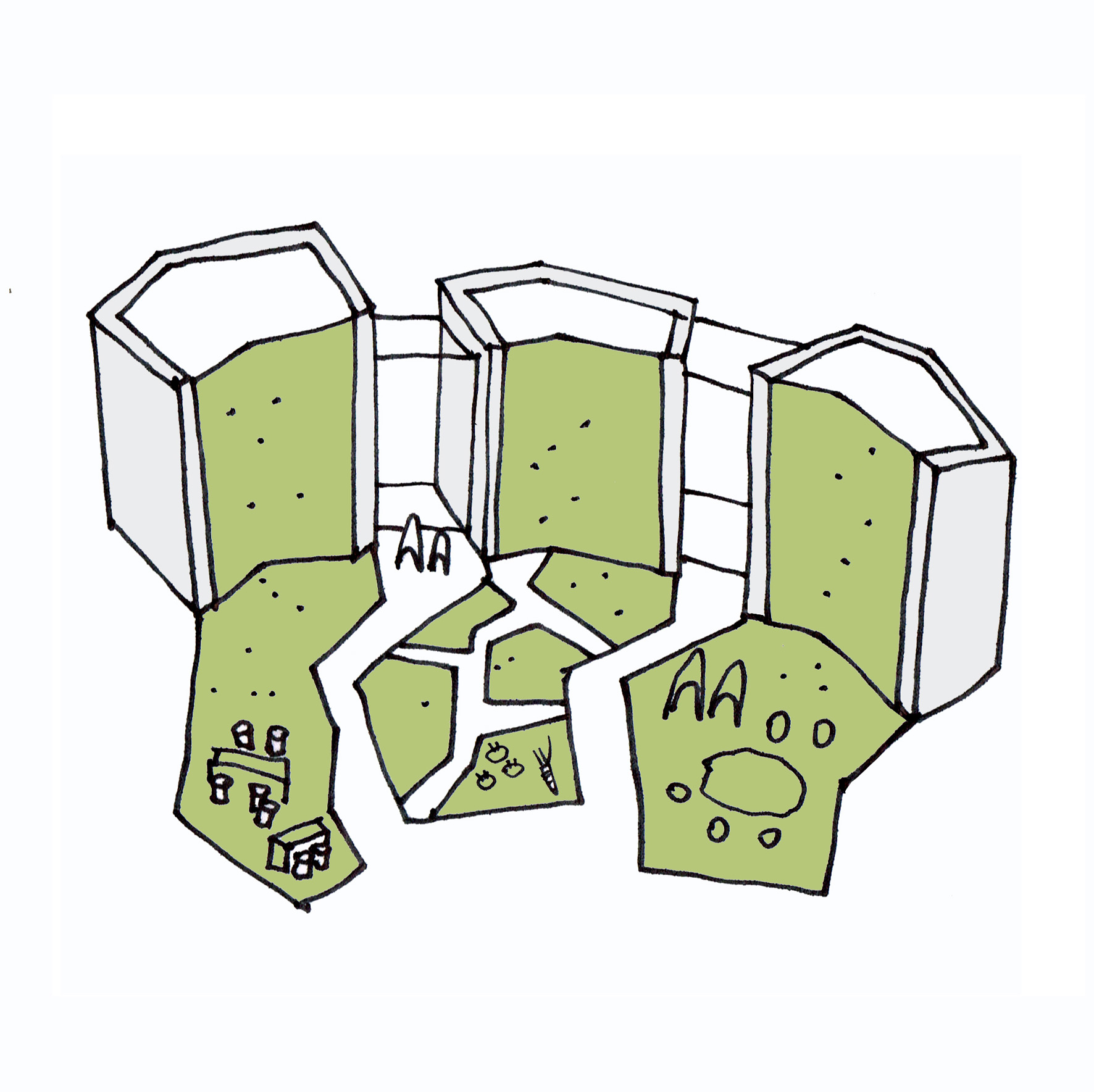 havediagram-kvadrat